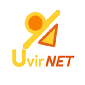 Footer Logo: Blog UvirNET