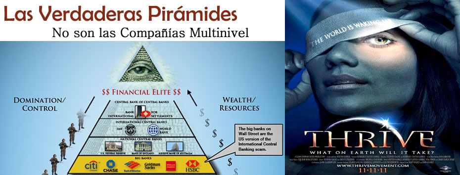 Las Verdaderas Pirámides
